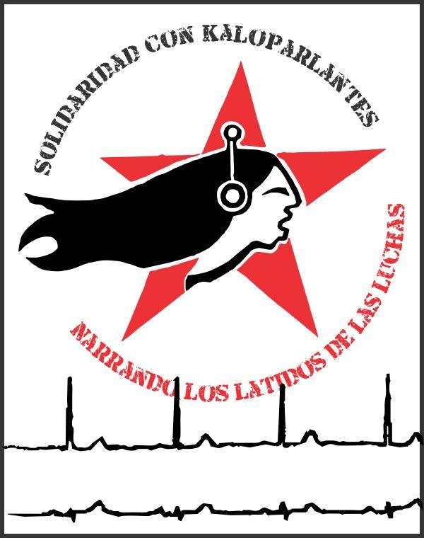 Solidarity with Kaloparlantes