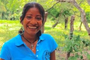 Local activist and documentary videographer, Eva Castellanos Mendoza