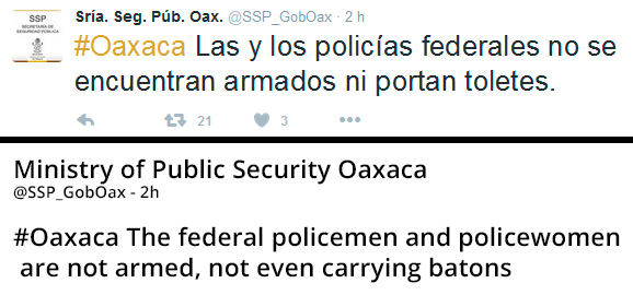 Oaxaca Public Security tweet-03