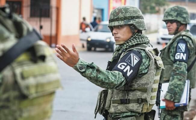 National Guard of Mexico