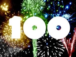 100 - 100