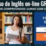 curso de ingles gratis - Curso Online Grátis