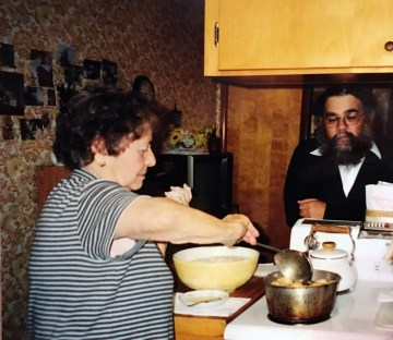 Aunt Mary and Father Makarios
