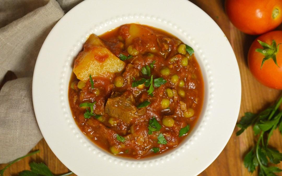 Yiayia's Lamb Stew