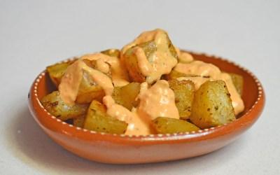 Patatas Bravas, Greek Style