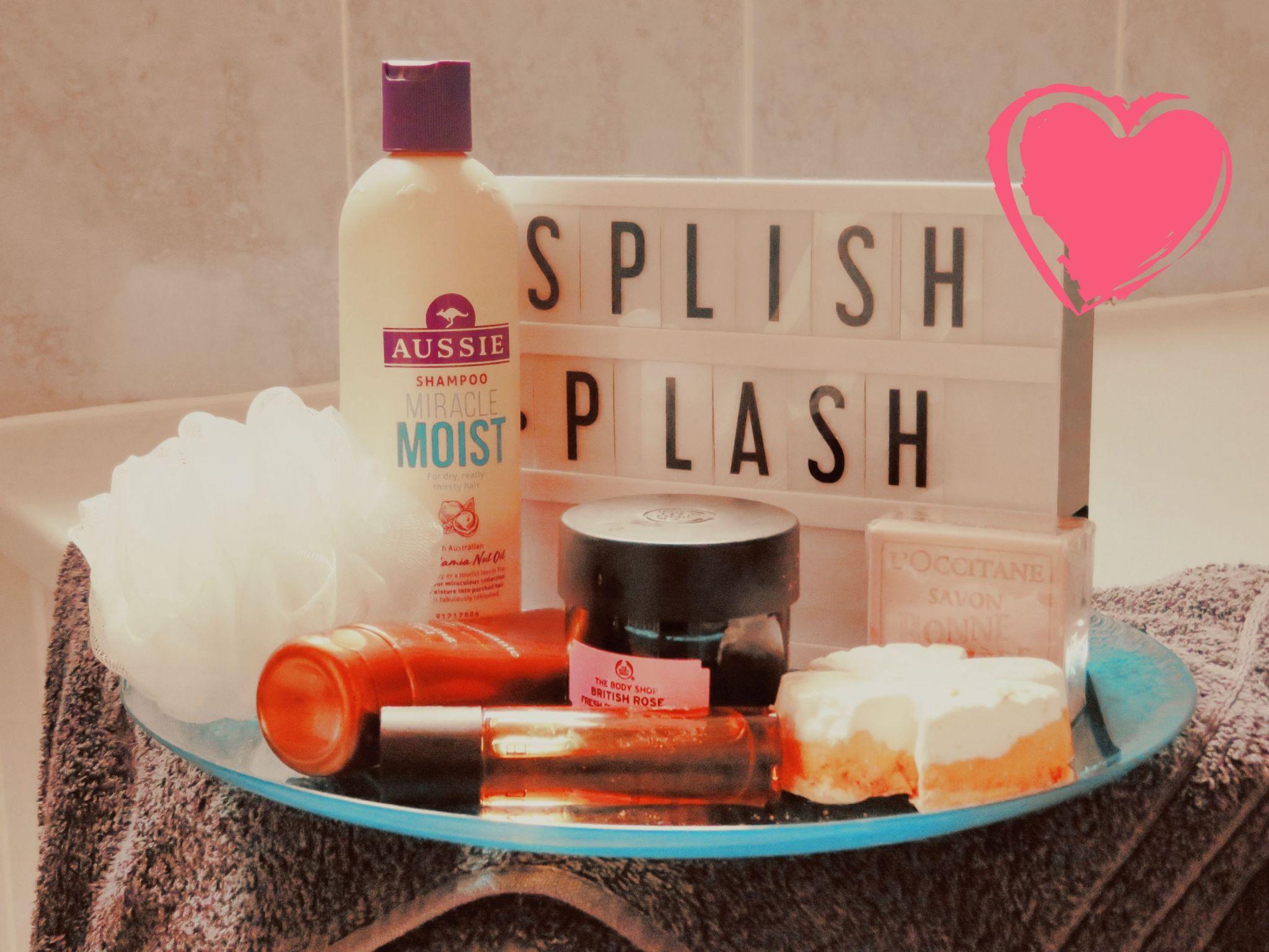 Bath Beauty Routine