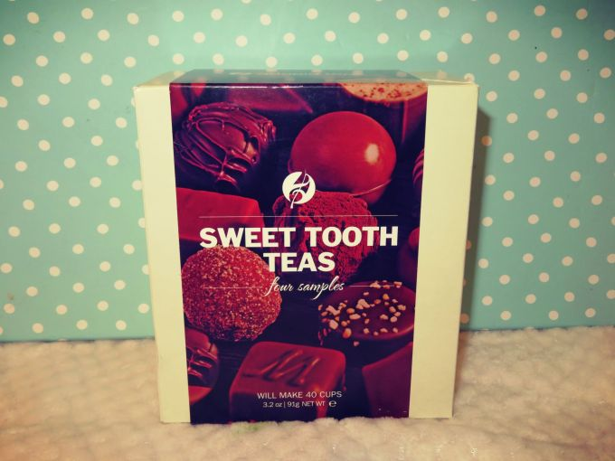 Adagio Teas Sweet Tooth Teas