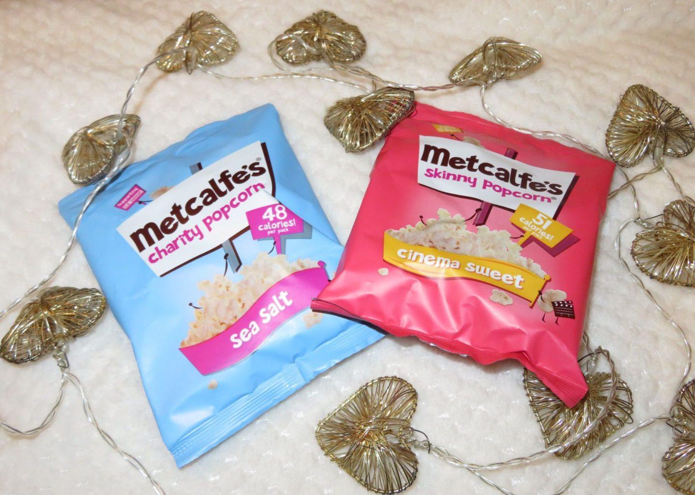 Metcalfe's Skinny Popcorn Mini Bags