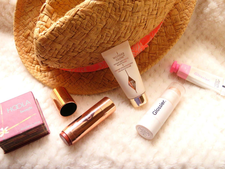 blush & bronzer summer collection