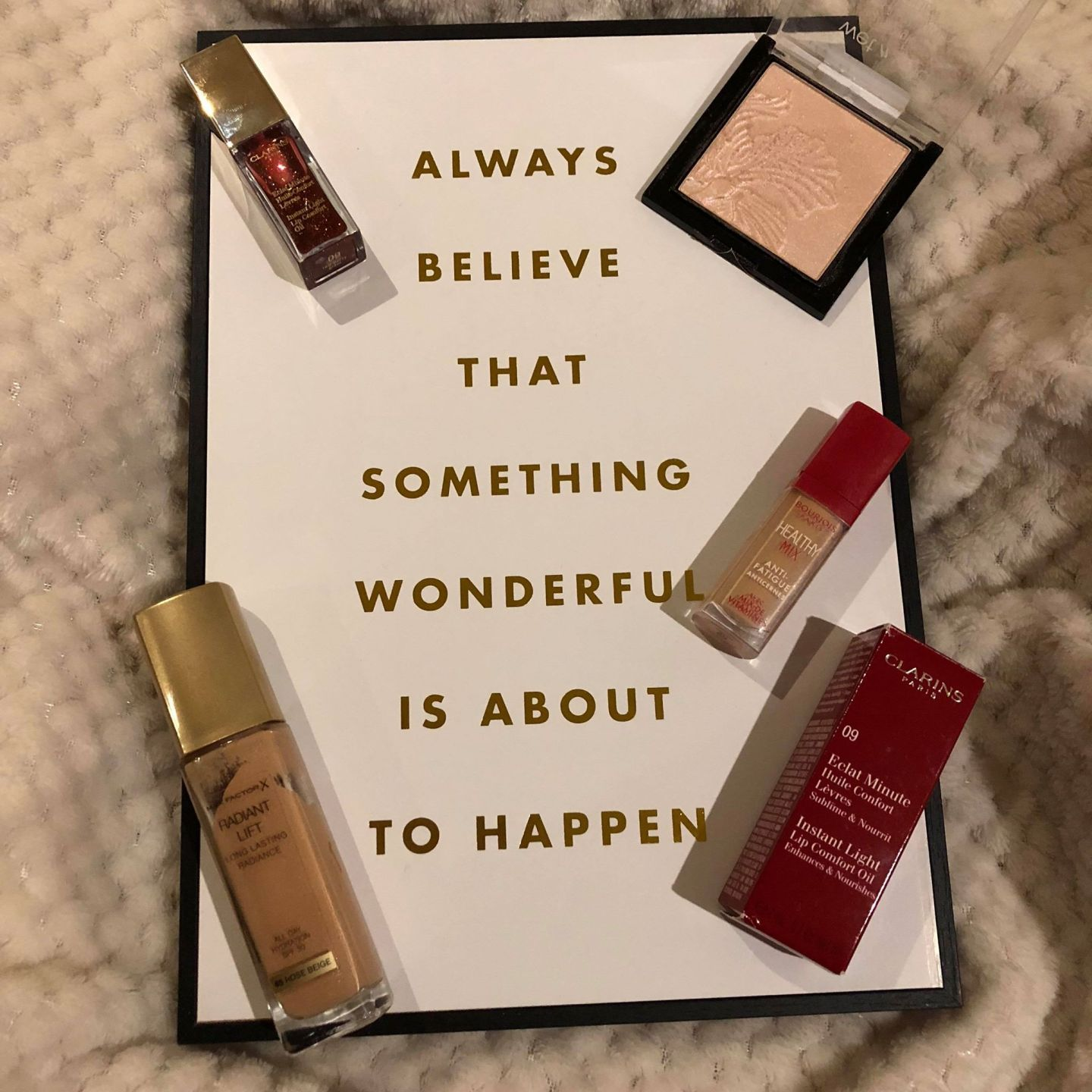 Beauty Favourites New Year Catch-Up