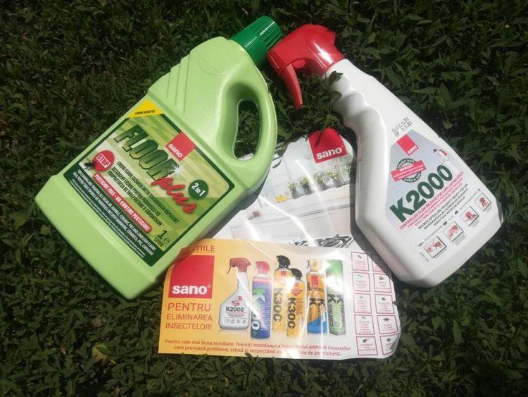 Insecticide sano