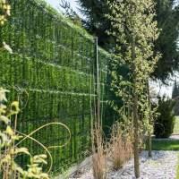Garten Gestalten Online Neu Zaunblende Hellgrün ...