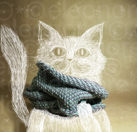 eleonore_rowe_scarf_cat