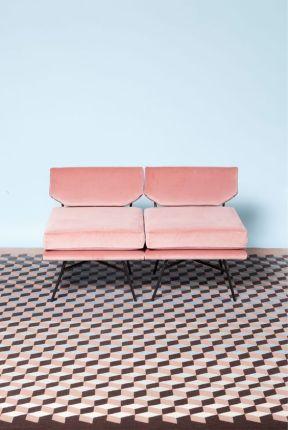 Elettra, fauteuil | Design BBPR | Arflex | Lausanne Suisse - kissthedesign.ch