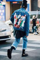 Photographe Jonathan Daniel Pryce - Fashion Week homme Street looks Paris automne hiver 16-17 - vogue.fr