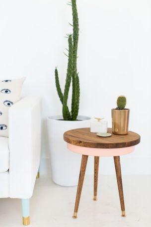 DIY cactus & pastel - momaleblog.com
