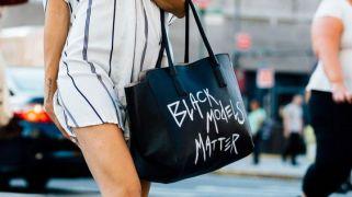Ashley B. Chew at New York Fashion Week - Black models matter - fashionista.com