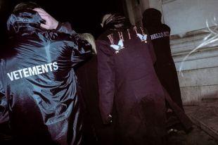 Yu Fujiwara shoots London Fashion Week - dazeddigital.com