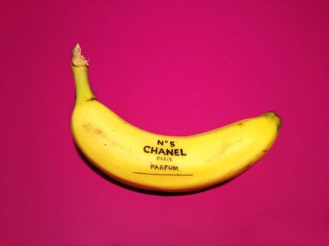 Banana Graffiti - zeutch.com