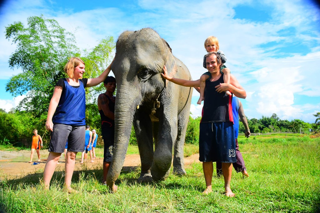 Private VIP Elephant Care