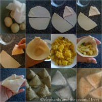 Samosa / No onion- no garlic samosa / Punjabi Samosa