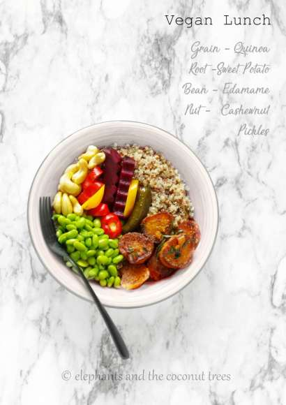 Thumbnail for Vegan Salad