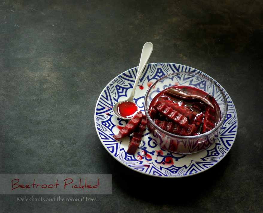 Beetroot pickled 1