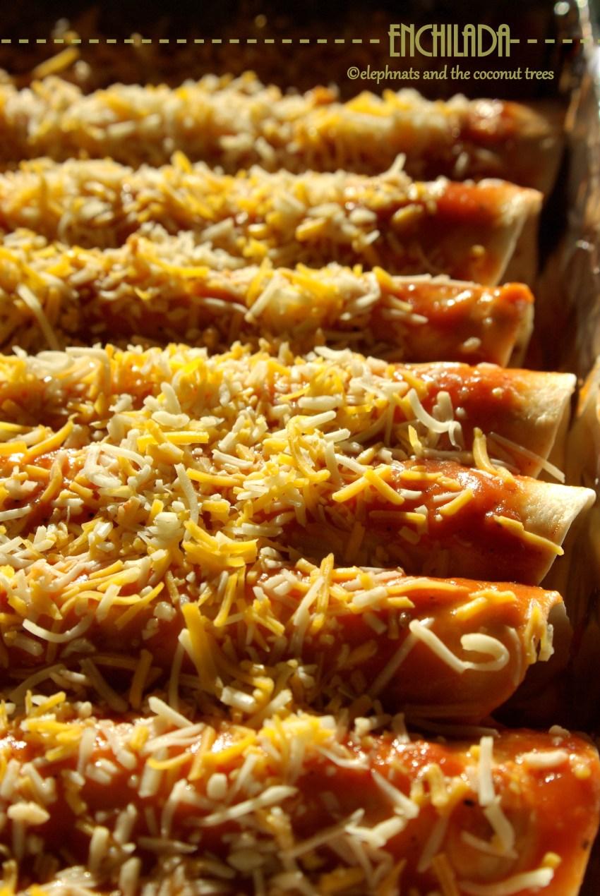 beef enchilada fall recipe