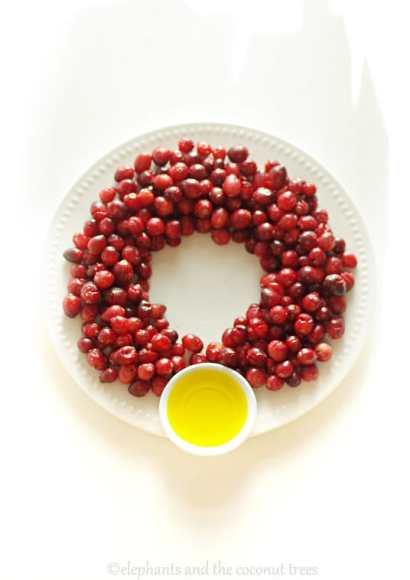 Thumbnail for Indian Style Cranberry Pickle / Cranberry Achar