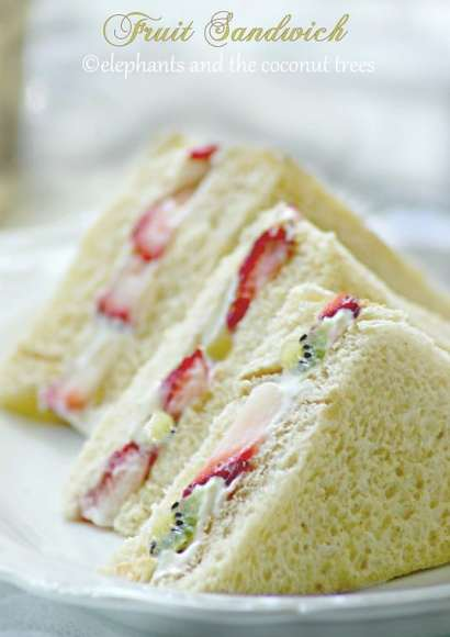 Thumbnail for Fruit Sandwich