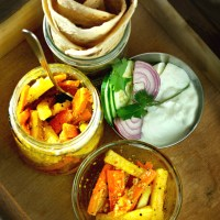 Gajar Mooli ka achar / Carrot Radish Pickle / Punjabi Winter Pickle