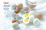 hard boiled eggs in electric pressure cooker