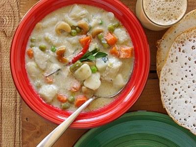 vegan vegetable stew