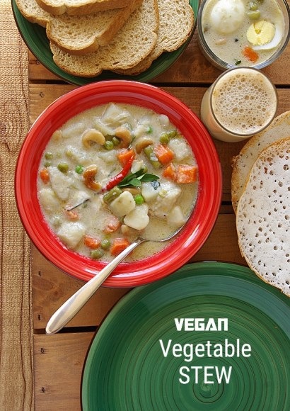 Thumbnail for Vegan Vegetable Stew