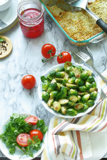 How to perfectly cook Brussels sprouts on stove top