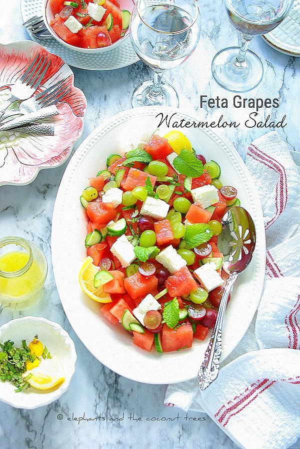 Best summer fruit salad