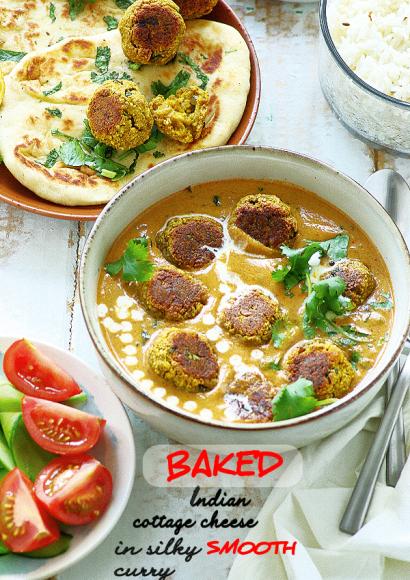 Thumbnail for Baked Malai Kofta Curry