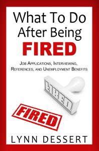 eBook Cover - What To Do After Being Fired