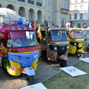 Elephant Family Charity Event 'Travels To My Elephant : The Amazing Rickshaw Race' Held in India To Secure Asian Elephant Corridors