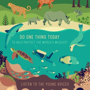 World Wildlife Day 3 March 2017 : For Our Elephants : Elephant Spoken Here Debuts Our Facebook Page