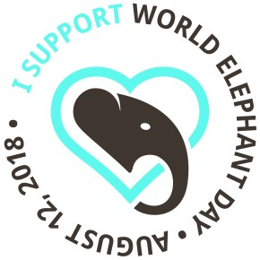 Don't Forget World Elephant Day on 12 August 2018 :  'Elevents' are Taking Place Around the World & Two Gatherings Give Prominence to Lucy the Elephant in Canada Who Desperately Needs Our Help