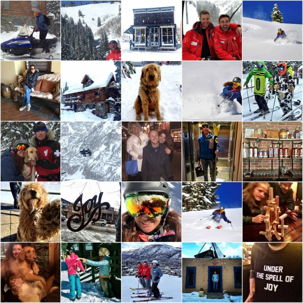 Colorado collage