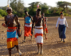 Elephant Watch Camp, Samburu National Reserve, wildlife, wild safaris, wildlife safaris, conservation, Elephant Watch Portfolio, Nairobi, Kenya, experience, activities, bush breakfast, picnics, outdoors, food, gourmet food, cuisine, bush walk