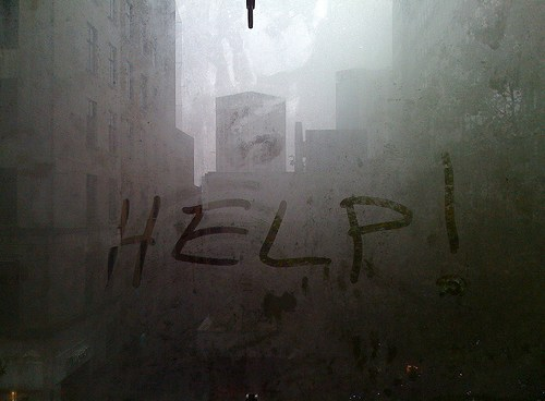 """Help!"" by Sean Azzopardi"