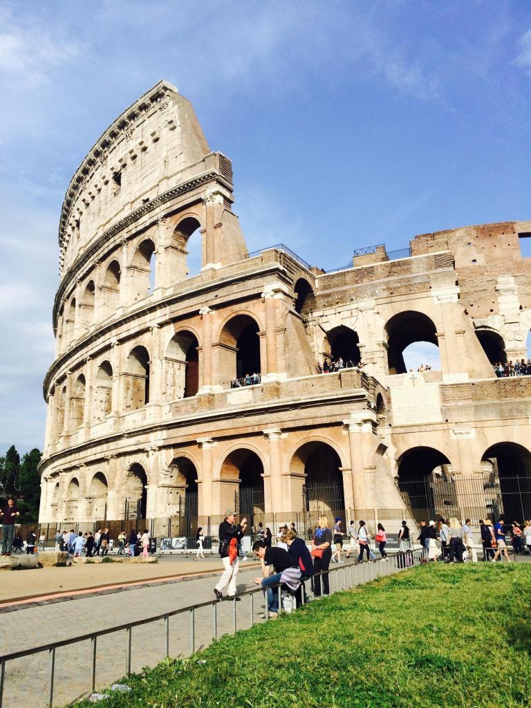 Rome-pizza-gelato