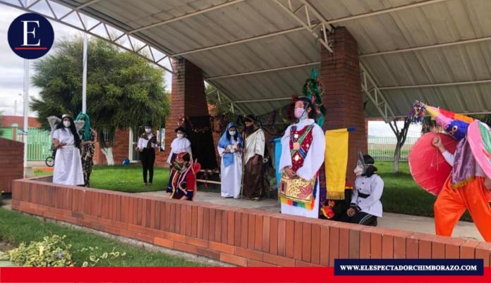 El Municipio de Riobamba en vinculación con Andes College, organizó un video con el tema: