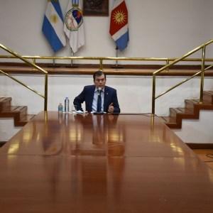 El Gobernador anunció cinco  medidas para Capital y La Banda