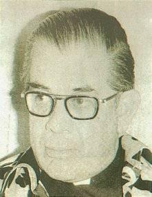 Padre Benjamín Núñez Vargas