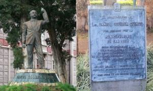 Monumento Daniel Oduber Quirós