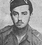 Teniente DANIEL CALVO ASTUA